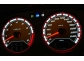 Шкалы приборов Opel Astra G