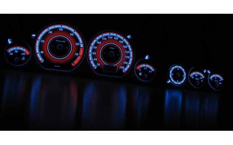 Шкалы приборов AUDI A6 C4