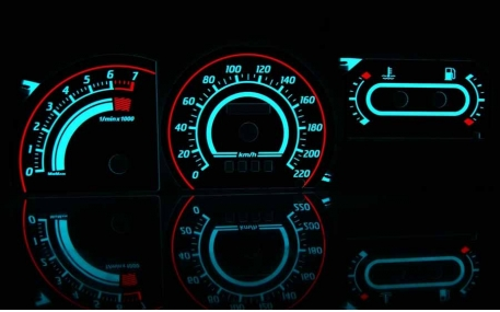 Шкалы приборов Ford Escort MK4