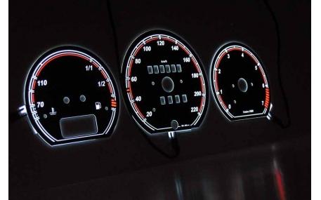 Шкалы приборов Volkswagen T4