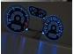 Шкалы приборов Skoda Octavia Tour