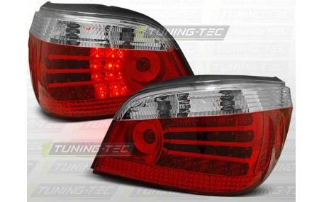 задние фонари на BMW 5 e60