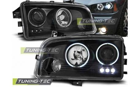 Фары передние Dodge Charger