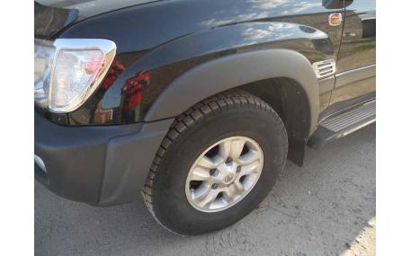 Арки Toyota Land Cruiser 100
