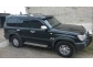 Козырек Toyota Land Cruiser 100