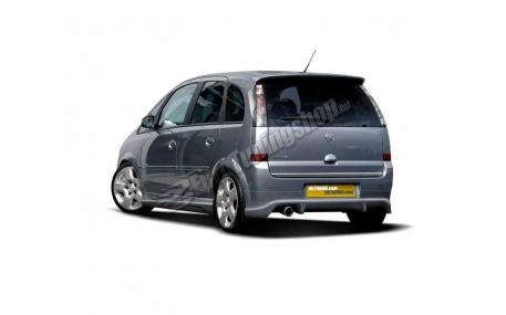 Накладка задняя Opel Meriva A