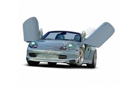 Накладка передняя Porsche 986
