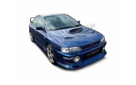 Накладка передняя Subaru Impreza