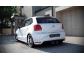 Накладка задняя Volkswagen Polo GTI