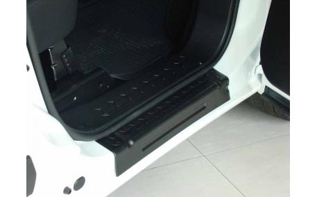 Накладка на пороги Fiat Doblo
