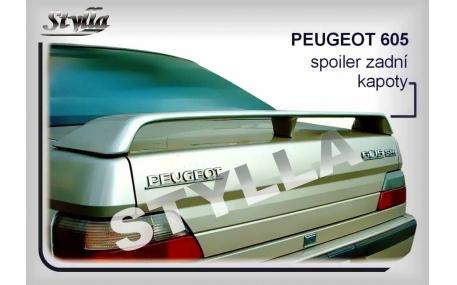 Спойлер Peugeot 605