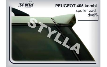 Спойлер Peugeot 405