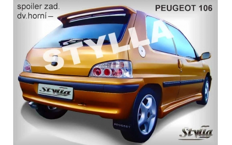 Спойлер Peugeot 106