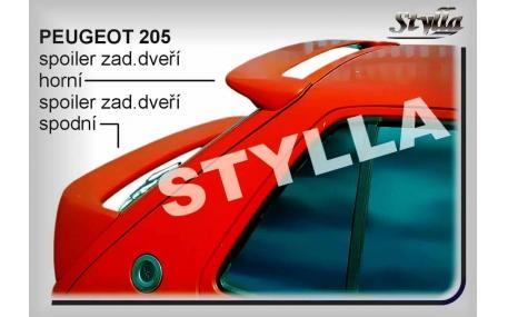 Спойлер Peugeot 205