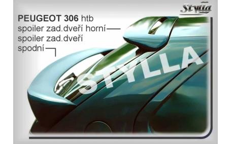 Спойлер Peugeot 306