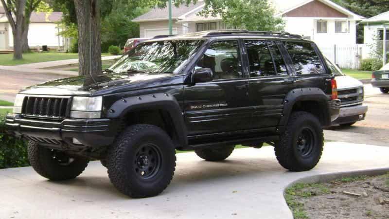 Б у запчасти на jeep cherokee