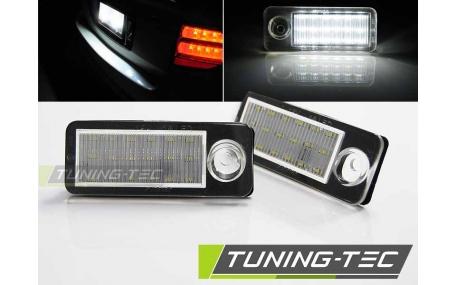 Подсветка номера Audi A6 C5