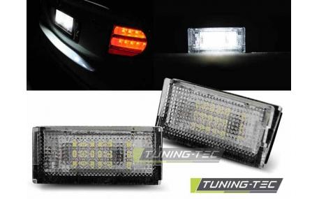 Подсветка номера BMW E46
