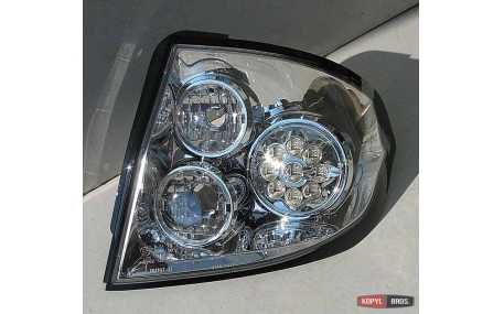 Фонари задние Hyundai Getz