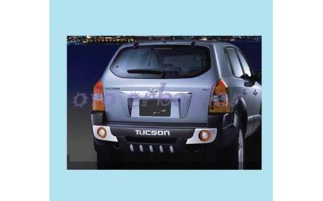 Накладка задняя Hyundai Tucson