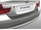 Накладка на задний бампер BMW E90