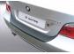 Накладка на задний бампер BMW E60