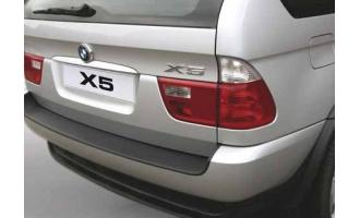 Накладка на задний бампер BMW X5 E53