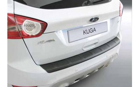 Накладка на задний бампер Ford Kuga