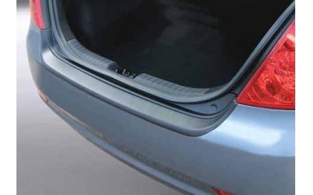 Накладка на задний бампер Kia Ceed