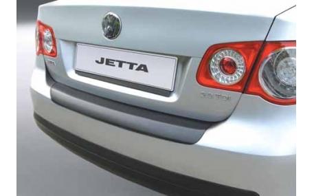 Накладка на задний бампер Volkswagen Jetta
