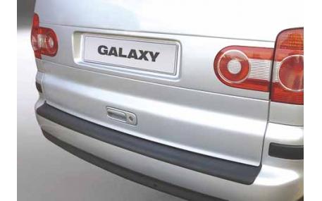 Накладка на задний бампер Ford Galaxy