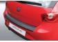 Накладка на задний бампер Seat Ibiza