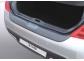 Накладка на задний бампер Peugeot 308