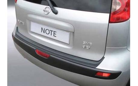 Накладка на задний бампер Nissan Note