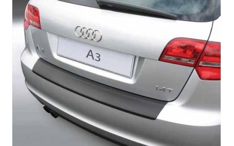 Накладка на задний бампер Audi A3 8P