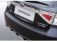 Накладка на задний бампер Subaru Impreza
