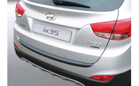 Накладка на задний бампер Hyundai ix35