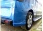Накладка задняя Opel Vivaro