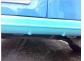 Бампер задний Opel Vivaro