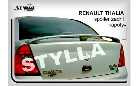 Спойлер Renault Symbol