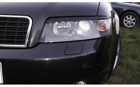 Ресницы Audi A4 B6