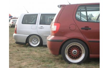 Спойлер Volkswagen Polo