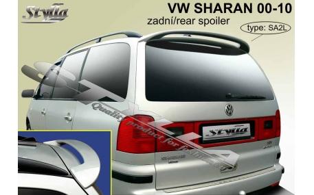 Спойлер VW Sharan
