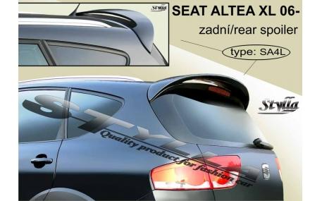 Спойлер Seat Altea XL