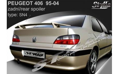 Спойлер Peugeot 406
