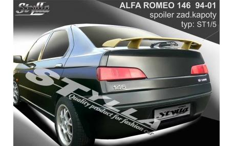Спойлер Alfa Romeo 146