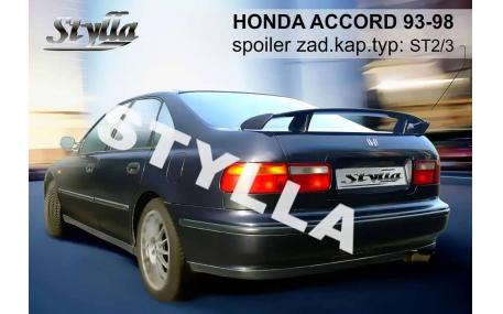 Спойлер Honda Accord