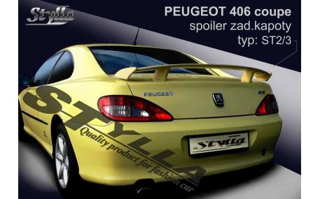 Спойлер Peugeot 406 Coupe