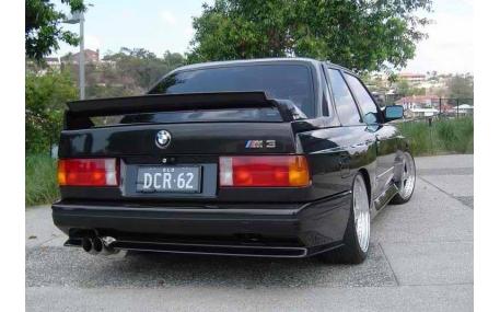 Спойлер BMW E30