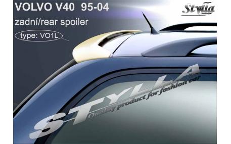 Спойлер Volvo V40